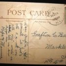 "VINTAGE ""New Year"" Series 3-D Post Card GERMANY-SIGNED"