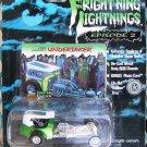 JOHNNY LIGHTNING FRIGHT'NING LIGHTNINGS UNDERTAKER CAR