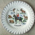 VINTAGE JOHNSON BROS. CANADA COLLECTOR'S PLATE  ENGLAND