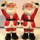 Vintage Santa Claus Salt & Pepper Shaker Set (1960's)