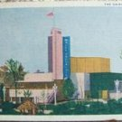 The DAIRY BUILDING CHICAGO WORLD'S FAIR '33 POST CARD