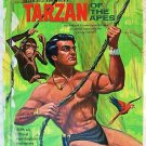 VINTAGE WHITMAN TARZAN OF THE APES BOOK 1964 BURROUGHS