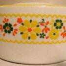 "I.W. Rice Fine Porcelain ""Springtime"" Toothbrush Holder"