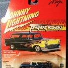 Johnny Lightning Thunder Wagons Custom Corvette Nomad