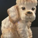 VINTAGE LEFTON EXCLUSIVES POODLE PUPPY PLANTER - JAPAN