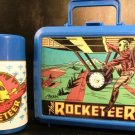 Aladdin Lunch Box w/ Insulated Bottle (The Rocketeer)