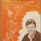 Vintage Sheet Music JERRY LEWIS Recording 1946 RARE!!