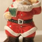 2002 Coca-Cola Santa w/ Puppy Salt & Pepper Shaker Set
