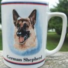 GERMAN SHEPHERD MUG - R. MAYSTEAD DESIGN