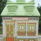 """VINTAGE """"COFFEE HOUSE"""" CERAMIC CANISTER - L@@K!"""