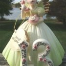 VINTAGE JOSEF ORIGINAL 13th YEAR BIRTHDAY ANGEL