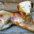 HANDCRAFTED GOLDEN RETRIEVER DOG FIGURINE - BRAZIL