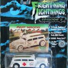 JOHNNY LIGHTNING FRIGHT'NING LIGHTNINGS MEAT WAGON CAR