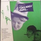 "VINTAGE ""GEORGY GIRL"" Sheet Music 1966 LYNN REDGRAVE!"