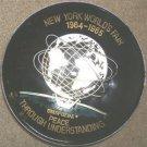VINTAGE 1964-1965 NEW YORK WORLD'S FAIR BAKELITE BOWL