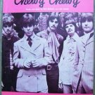 "VINTAGE THE OHIO EXPRESS ""CHEWY CHEWY"" Sheet Music 1968"