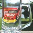 SLIM JIM RACING TEAM BOBBY LABONTE #44 GLASS MUG 1991