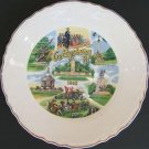 "VINTAGE ""GETTYSBURG PA."" COLLECTOR'S PLATE 1950's L@@K!"