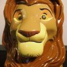 "DISNEY on Ice Lion King ""Simba"" Lidded Mug  ( 1998 )"