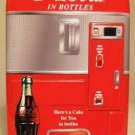 Coca-Cola Machine W/ Hinged Door Collector's Tin '2003'