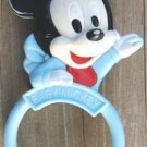"WALT DISNEY ""BABY MICKEY"" INFANT RATTLE - PLAYSKOOL '90"
