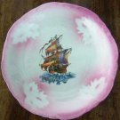 "VINTAGE THOMPSON ""SAILING SHIP"" Collector's Plate NR"