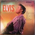 """ELVIS PRESLEY """"ELVIS"""" RCA VICTOR RECORD 1956 VINYL!!"""