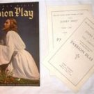 The Black Hills PASSION PLAY Brochure & 1948 Programs