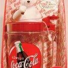 Coca-Cola Brand Polar Bear Talking Mug (1997) MINT!!