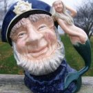 "Royal Doulton ""OLD SALT"" Toby Character Jug 1960 LARGE"