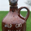 "VINTAGE DIXIE ""WILD CAT JUICE"" HILLBILLY HEAD JUG L@@K!"