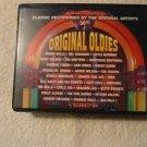 "Set of four ""Original Oldies"" cassettes"