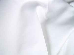 12 Y White Duckcloth Canvas Drapery Home Decorating Fabric