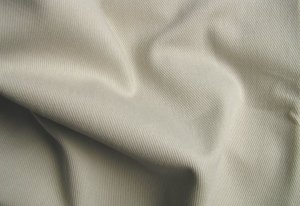 15 Y Stone Ivory Twill Denim Slipcover Upholstery Fabric