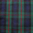 "10 YARDS MURRAY ATHOLL BLUE GREEN RED TARTAN PLAID FABRIC 60"" WIDE"