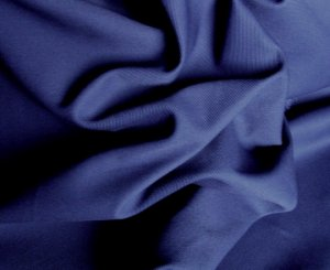 5 yards Delft Blue Cotton Twill Denim Upholstery Slipcover Fabric
