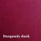 10 y Cotton Canvas Duckcloth Upholstery Fabric BURGUNDY