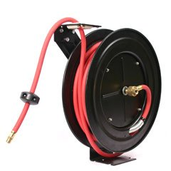 50 Ft Retractable Air Hose Reel