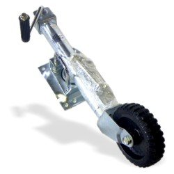 Trailer Jack With Wheel 1000 Lb