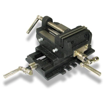 4in Cross Slide Vise