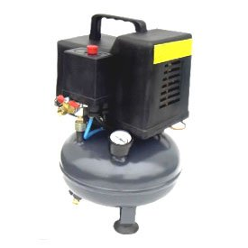 1 Hp Pancake Air Compressor With 2 Gallon Tank