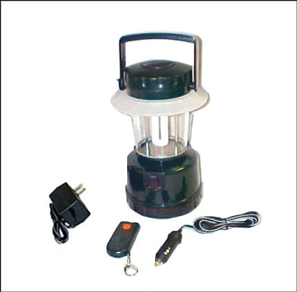 Fluorescent Camping Lantern With Remote Control