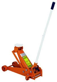 2 - 3quarter Ton Floor Jack