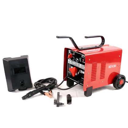 250 Amp Arc Welder Machine With Accessories
