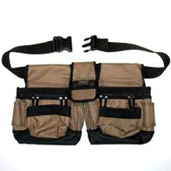 Double Polybag Work Pouch