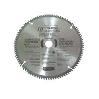 "10"" Carbide Saw Blade (60 Tooth)"