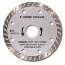 "4"" Diamond Wet Or Dry Cutting Blade"