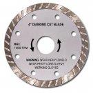 "4"" Diamond Wet Or Dry Cutting Blade"