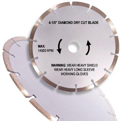 4-1 Half Inch Diamond Dry Cutting Blade