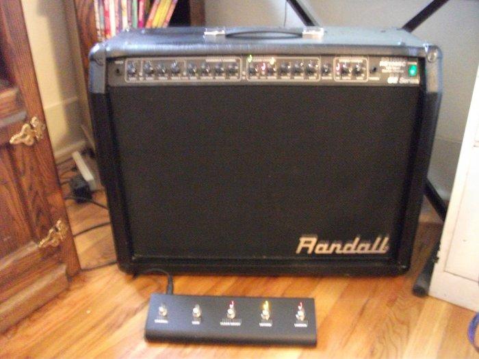 RANDALL RG100SC, G-2 series